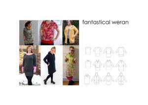Fantastical Weran - Sewingheartdesign