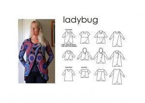Ladybug - Sewingheartdesign