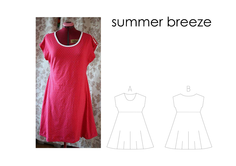 Summer Breeze - Sewingheartdesign