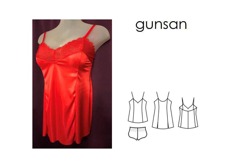 Gunsan - Sewingheartdesign