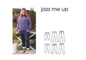 Jazz me up - Sewingheartdesign