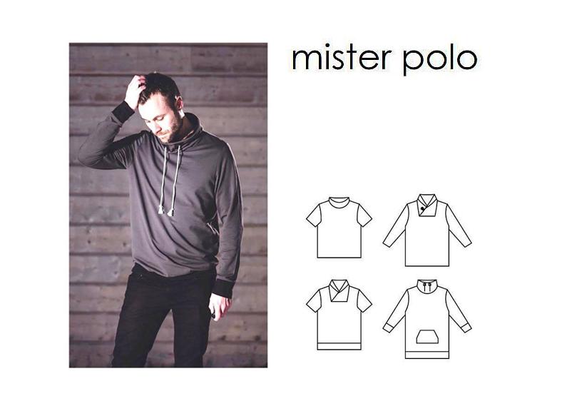 Mister Polo - Sewingheartdesign