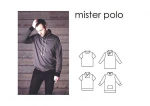 Mister Polo - Sewingheartdesign