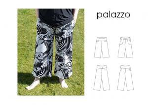 Palazzo - Sewingheartdesign