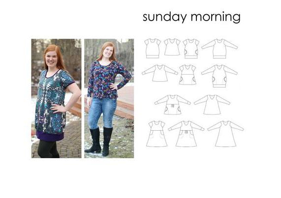 Sunday Morning - Sewingheartdesign