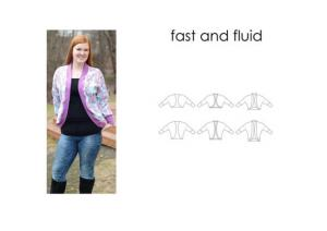 Fast and Fluid - Sewingheartdesign