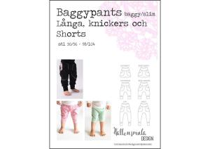 Baggypants jr - Hallonsmula**
