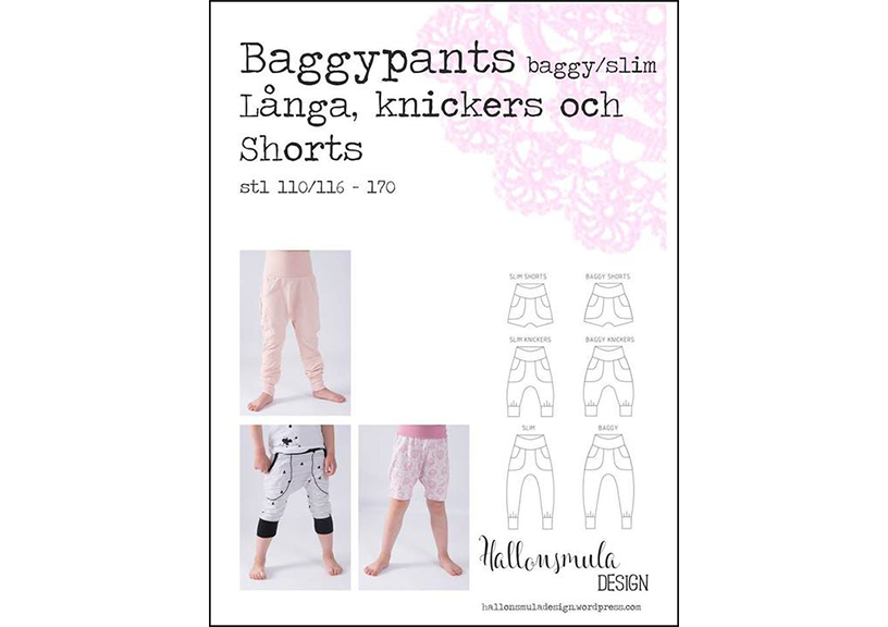 Baggypants - Hallonsmula