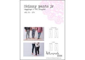 Skinny Pants jr - Hallonsmula