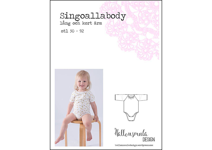 Singoallabody - Hallonsmula