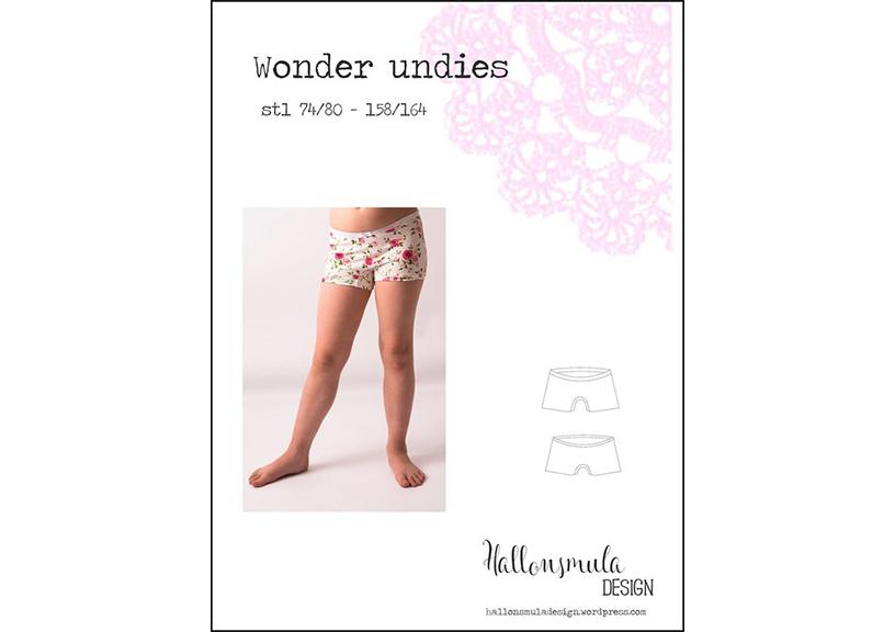 Wonder Undies - Hallonsmula
