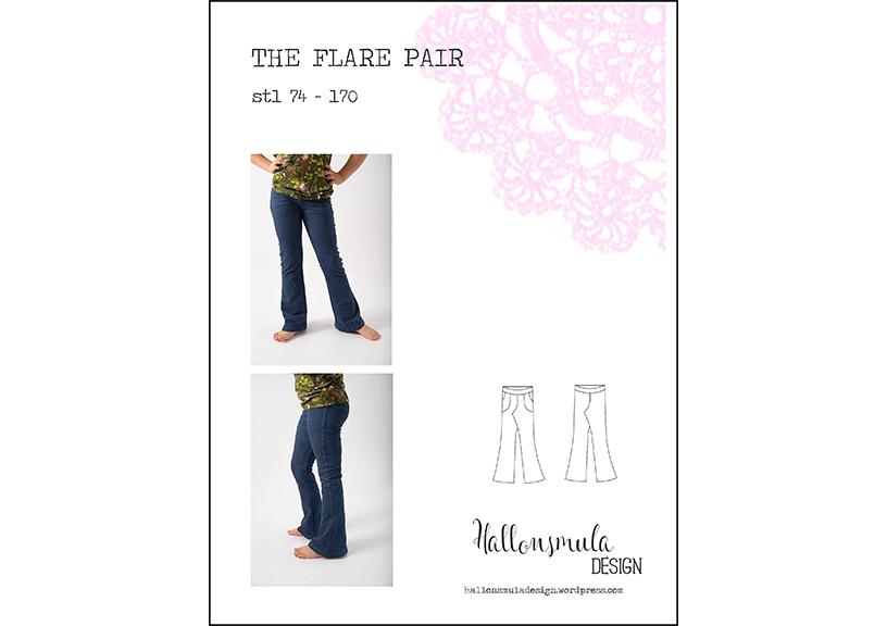 The Flare Pair - Hallonsmula