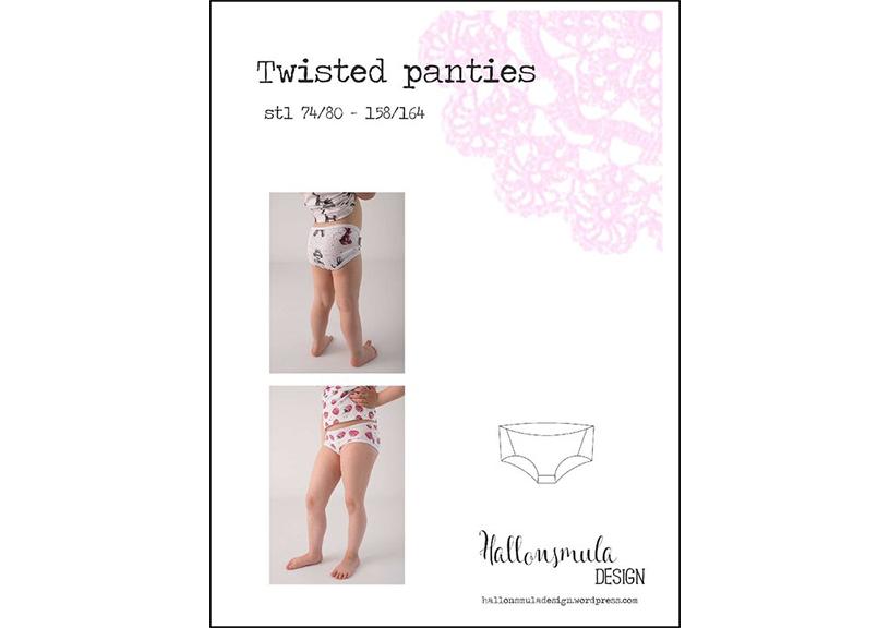 Twisted Panties - Hallonsmula