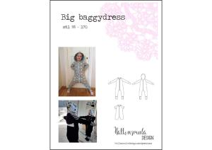 Big Baggydress - Hallonsmula