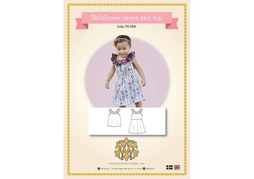 Bellflower Dress - MW Crafts