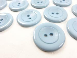 K002 Knapp 30 mm ljusblå