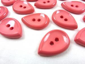K004 Knapp 28 mm blad rosa