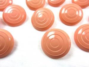 K005 Knapp 22 mm cirkel aprikos (2:a sort)