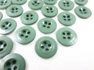 K008 Knapp 13 mm grön