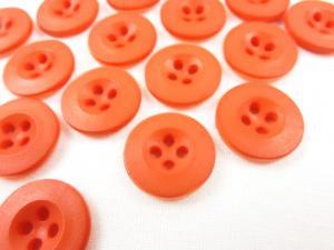 K008 Knapp 15 mm orange