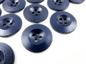 K008 Knapp 20 mm blå