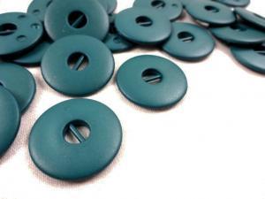 K012 Knapp 23 mm grön