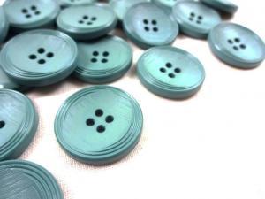 K013 Knapp 23 mm grön