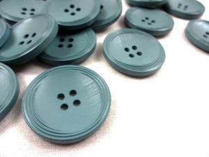 K013 Knapp 28 mm grön