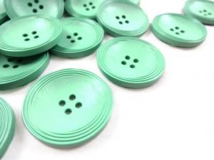 K013 Knapp 31 mm ljusgrön
