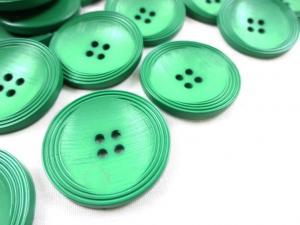 K013 Knapp 31 mm grön
