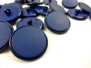K023 Knapp 23 mm blå