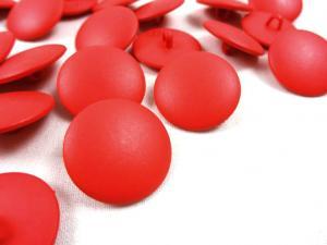 K033 Knapp 23 mm röd