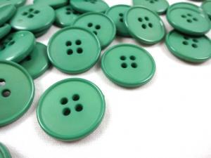 K037 Knapp 23 mm grön
