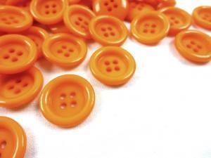 K107 Knapp 19 mm orange