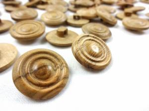 K802 Wood Button 20 mm