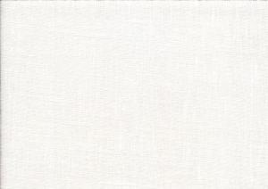 Pure Linen Fabric white