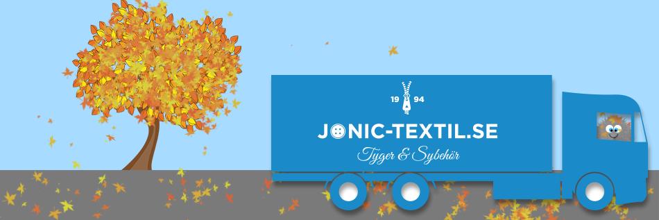 Frakt lastbil höst - Jonic-textil.se