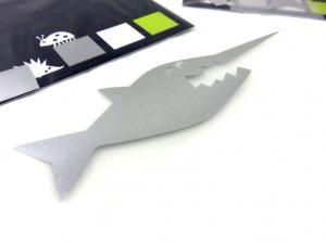 M270 Reflexmärke svärdfisk stor