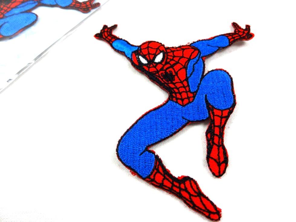 M324 Iron-On Patch Spider-Man
