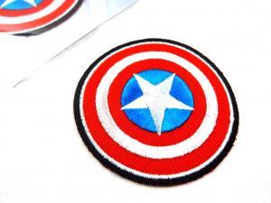 M327 Tygmärke Captain America sköld