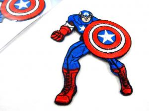 M332 Tygmärke Captain America