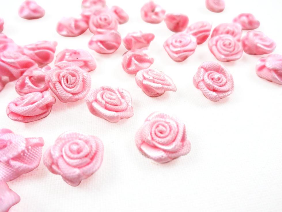 M362 Satinros 10 mm rosa