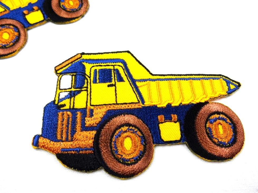 M384 Tygmärke Dumper gul
