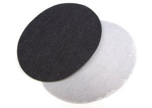 M385 Laglappar jeans oval svart (2 st)