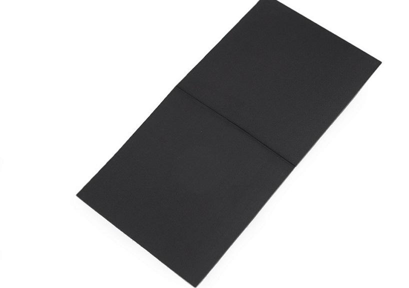 M389 Laglapp självhäftande svart (20 x 10 cm)