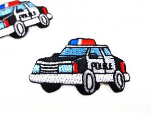 M394 Tygmärke Polisbil