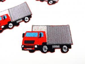 M395 Tygmärke Lastbil röd