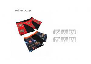 Mister Boxer - Sewingheartdesign
