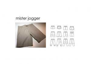 Mister Jogger - Sewingheartdesign