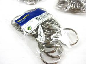 N1005 Key Ring 25 mm (30 pcs)